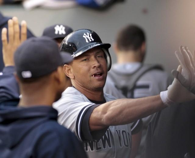 The Yankees may have to make do without Alex Rodriguez for several months.