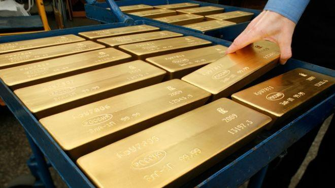 Gold Prices Fall Ahead Of Fed Announcement
