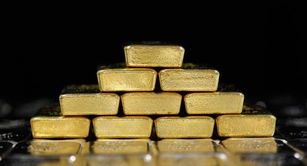 Gold Holds Above $1,600 Per Ounce Ahead Of ECB Announcement