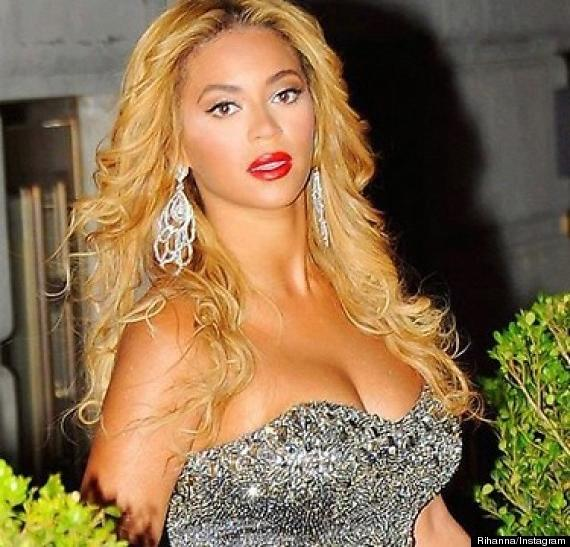 Rihanna Praises Beyonce, Says She Could 'Destroy The Self ...
