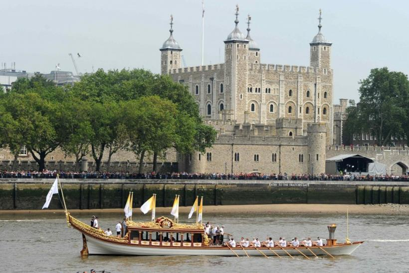 No. 5 The Tower of London