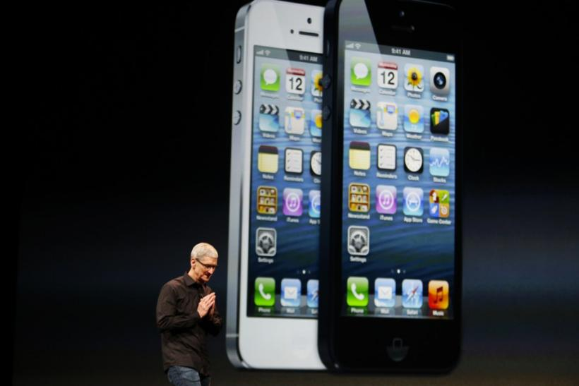 iPhone 5 Event Hyped On Twitter: Android Fans Get Nasty After Apple Announcement