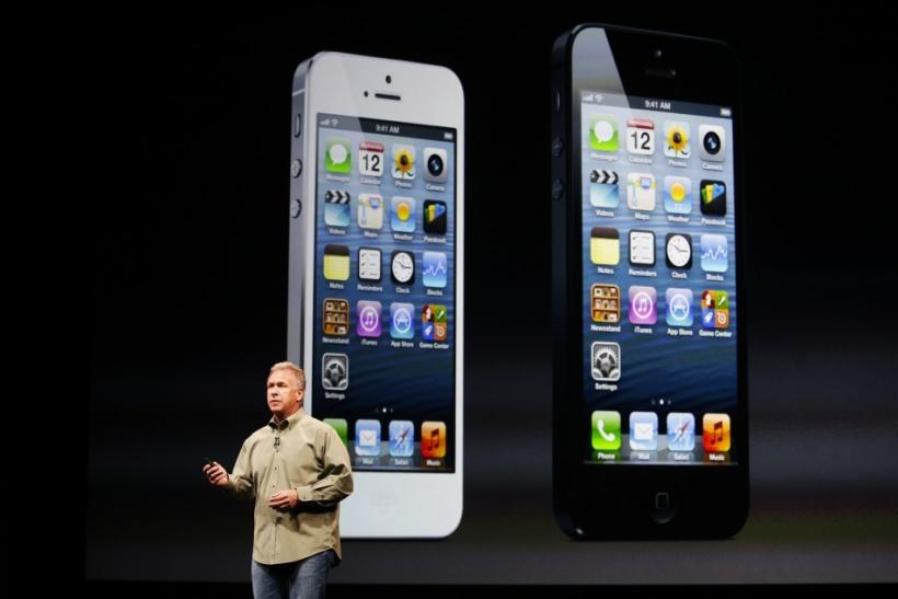 Apple's iPhone 5 Release