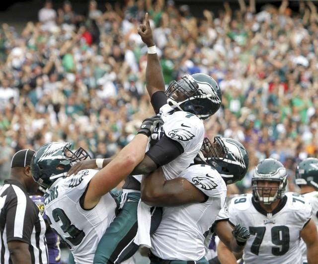 The Philadelphia Eagles are one of just six teams to start the year at 2-0.