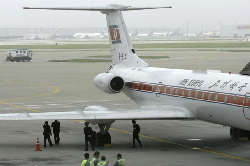 North Korea's Flagship Airline, Air Koryo to Pyongyang