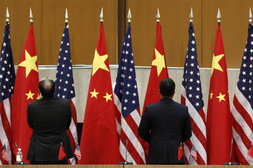 China and America to clash on financial issues