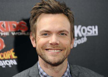 Actor Joel McHale arrives at the ''Spy Kids: All the Time in the World in 4D'' premiere in Los Angeles, California