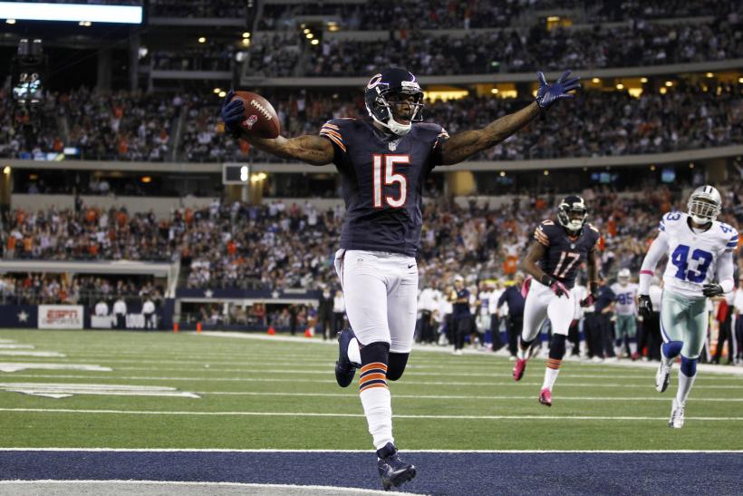 Chicago Bears- Brandon Marshall