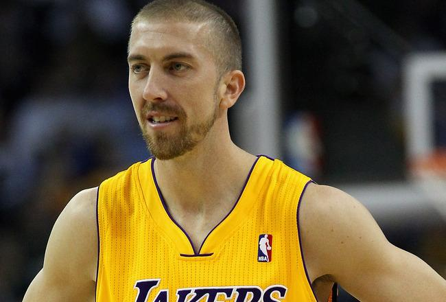 Steve Blake has played in the NBA for nine years.