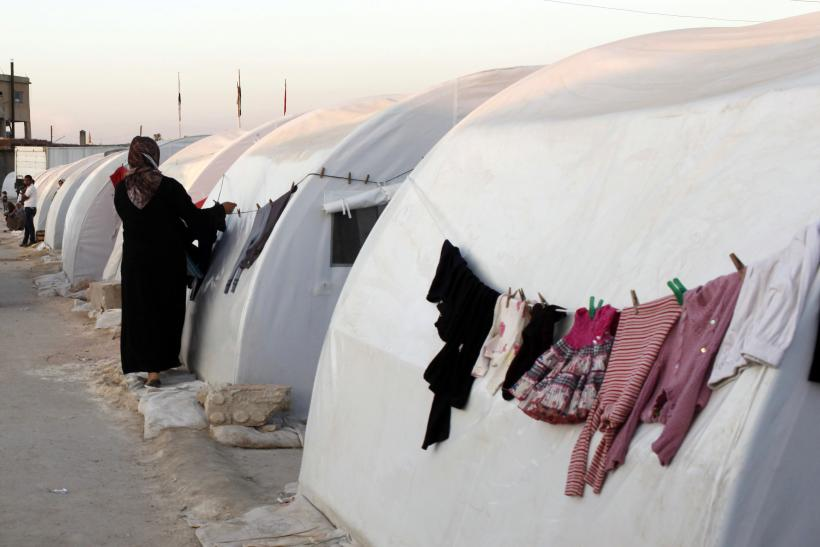 Syria Refugees Oct 2012