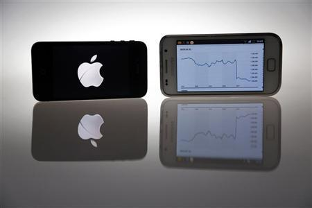 With 57 Million Smartphones, Samsung Shipped Twice As Many Mobile Units As Apple In Q3 2012