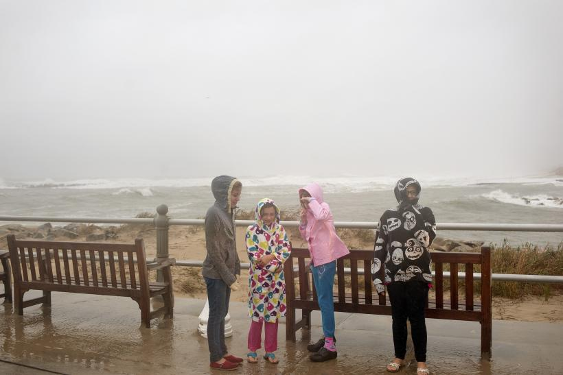 Hurricane Sandy Virginia Beach