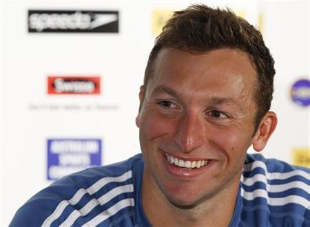 Ian Thorpe Denies Rumors He Is Gay