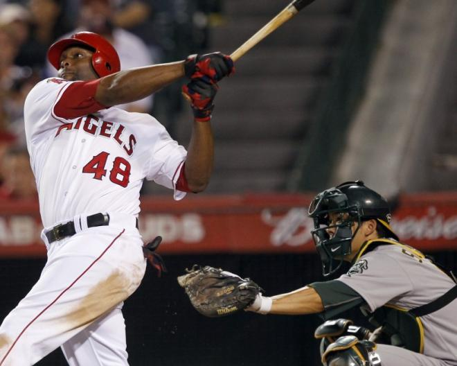 Torii Hunter has played 15 years in the MLB.
