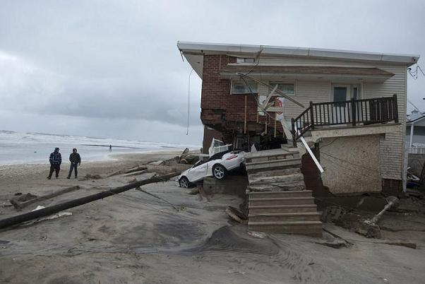 Sandy 1 Nov 2012 Rockaways NY 2