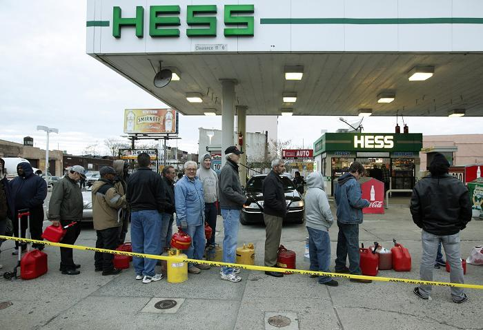 Sandy 2 Nov 2012 Brooklyn NY gas line 2