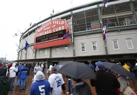 Chicago Cubs Trade Rumors: Chicago to Address Starting Pitching, Outfield?