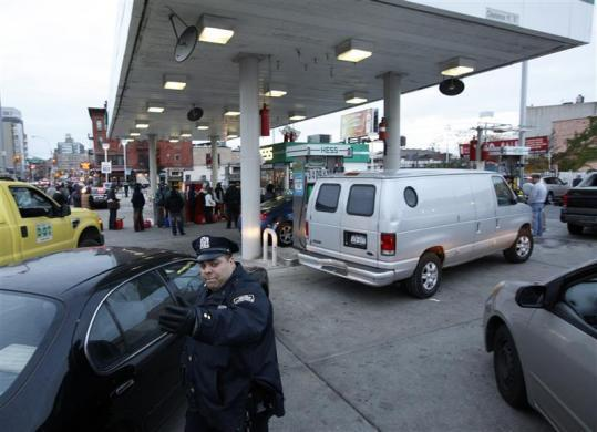 New York City Gas Rationing Continues Through Friday