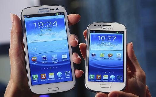 Samsung Galaxy S3 And Mini 2