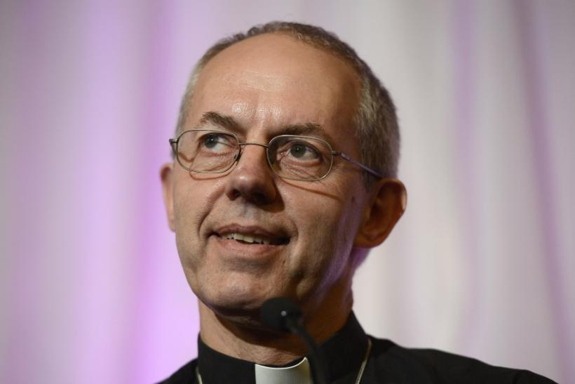 Man on a mission: Archbishop Justin Welby