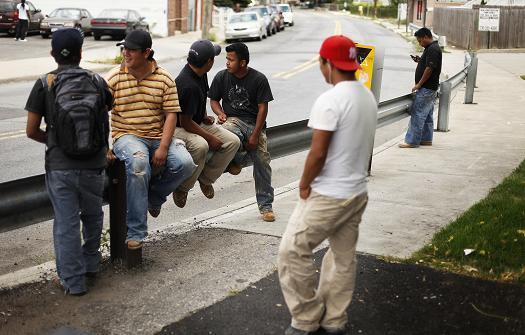 Mexican Immigrant workers 2012 2