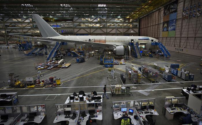 Boeing 787 Assembly
