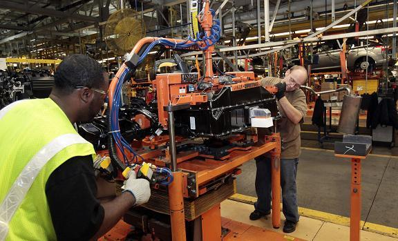 Manufacturing Ford Plant 2012 2