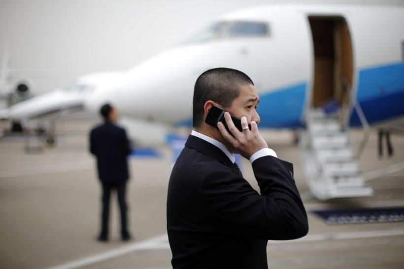 Cell Phones On Airlines