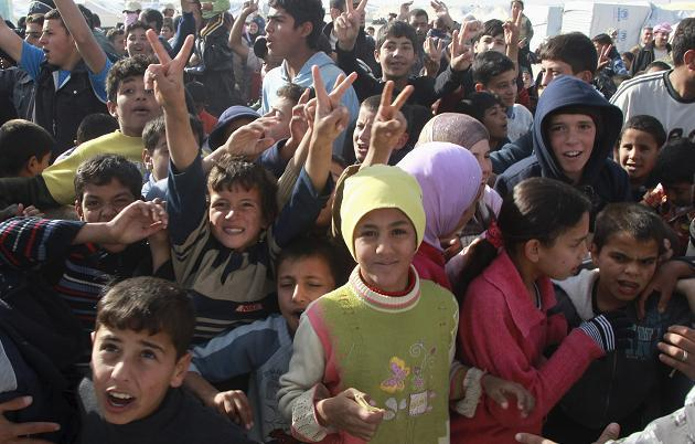 Syrian Refugees Dec 2012 2