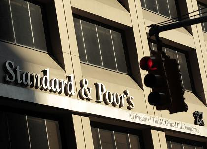Standard and Poor's August 2011 2
