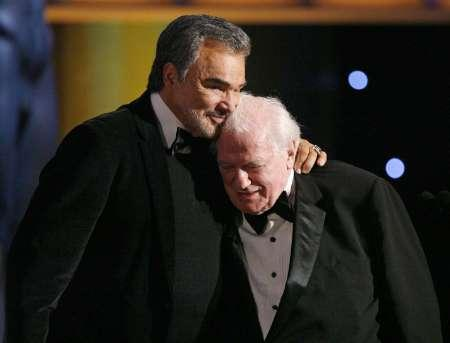 Burt Reynolds With Charles Durning