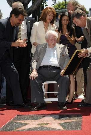Charles Durning Hollywood Walk of Fame