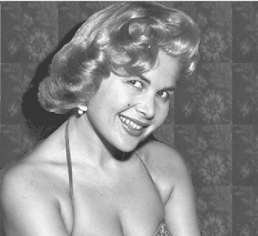 Gloria Pall, Considered Too Hot For 1950's TV, Dies Of