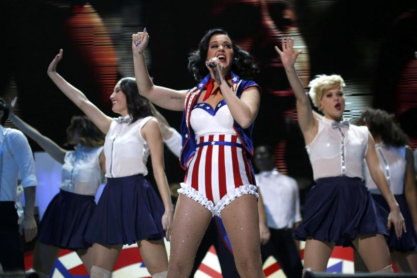 Katy Perry-Kids Inaugural Concert