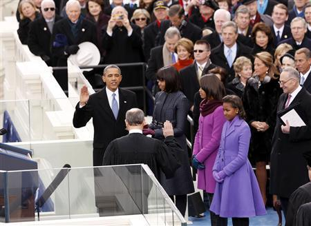 President 2013 Inauguration Inauguration 2013 a Look