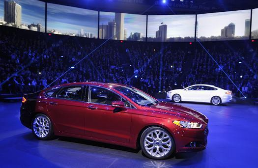 Ford Fusion 2012 2