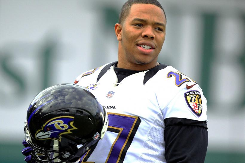 Ray Rice Baltimore Ravens