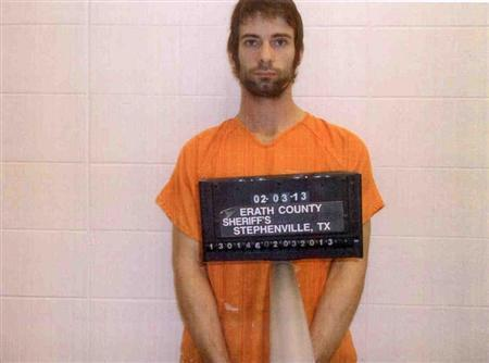 Eddie Routh, accused Chris Kyle killer