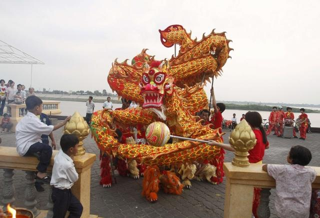 Millions Prepare To Welcome Chinese New Year