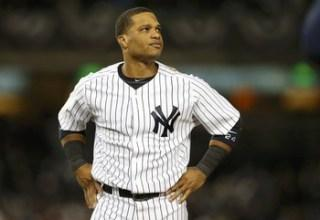 Robinson Cano New York Yankees
