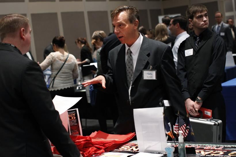Job Fair 2012 text