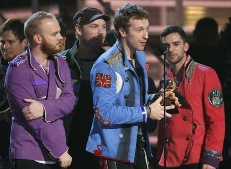 Most of the Members of Coldplay