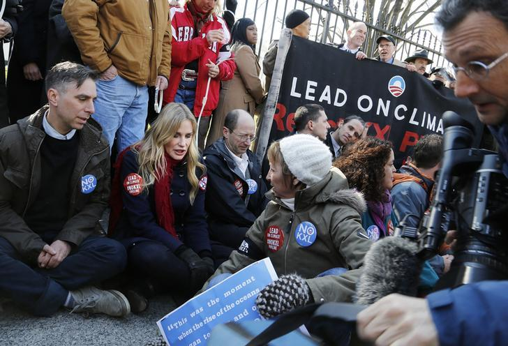 RFK Jr. Arrested With Daryl Hannah, Connor Kennedy And Other Activists During Keystone XL Oil Pipeline Protest
