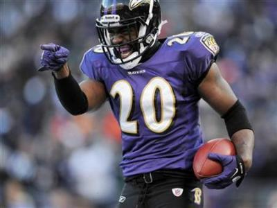 Ed Reed Baltimore Ravens