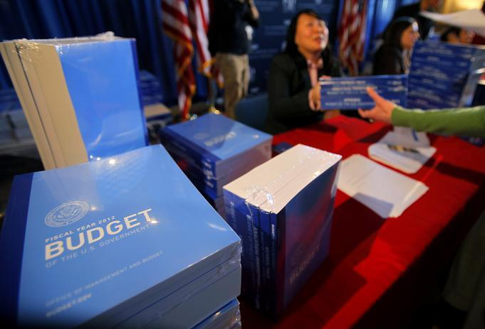 US Budget Books table 2