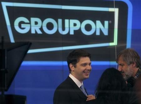 Andrew Mason Dropped As CEO Of Groupon