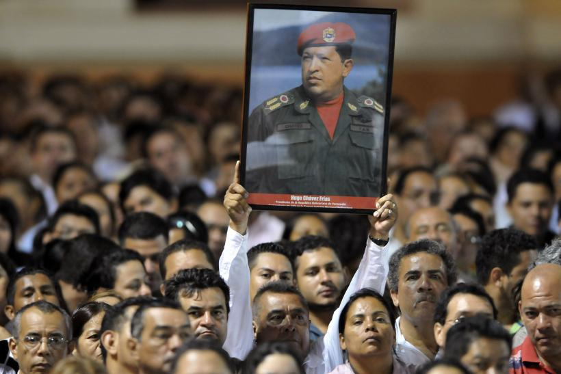 Chavez mourned in Nicaragua