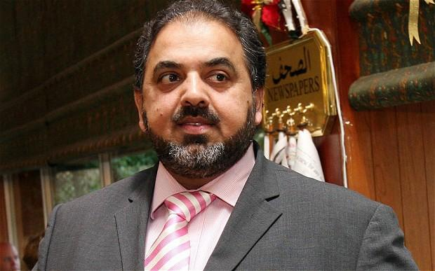 Lord Ahmed