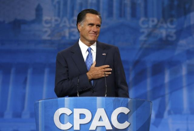 Romney At CPAC