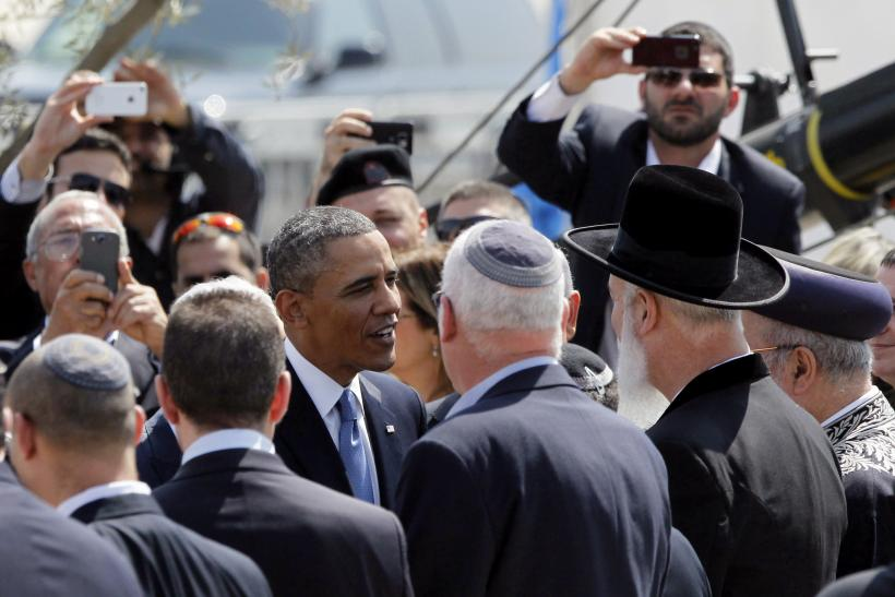 Obama Israel 20March2013 officials